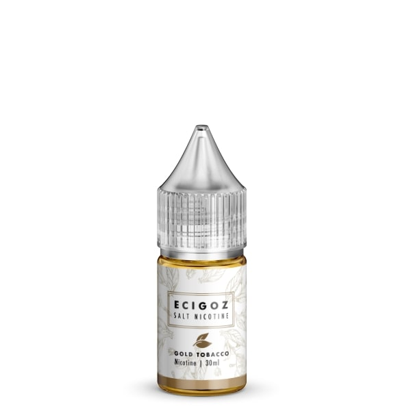 Nicotine E Liquid with Gold Tobacco taste supplied to New Zealand