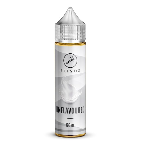 Unflavored Nicotine E Liquid taste supplied to New Zealand
