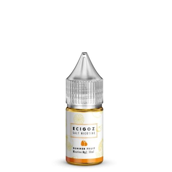 Nicotine E Liquid with a Summer fruity taste supplied to Australia
