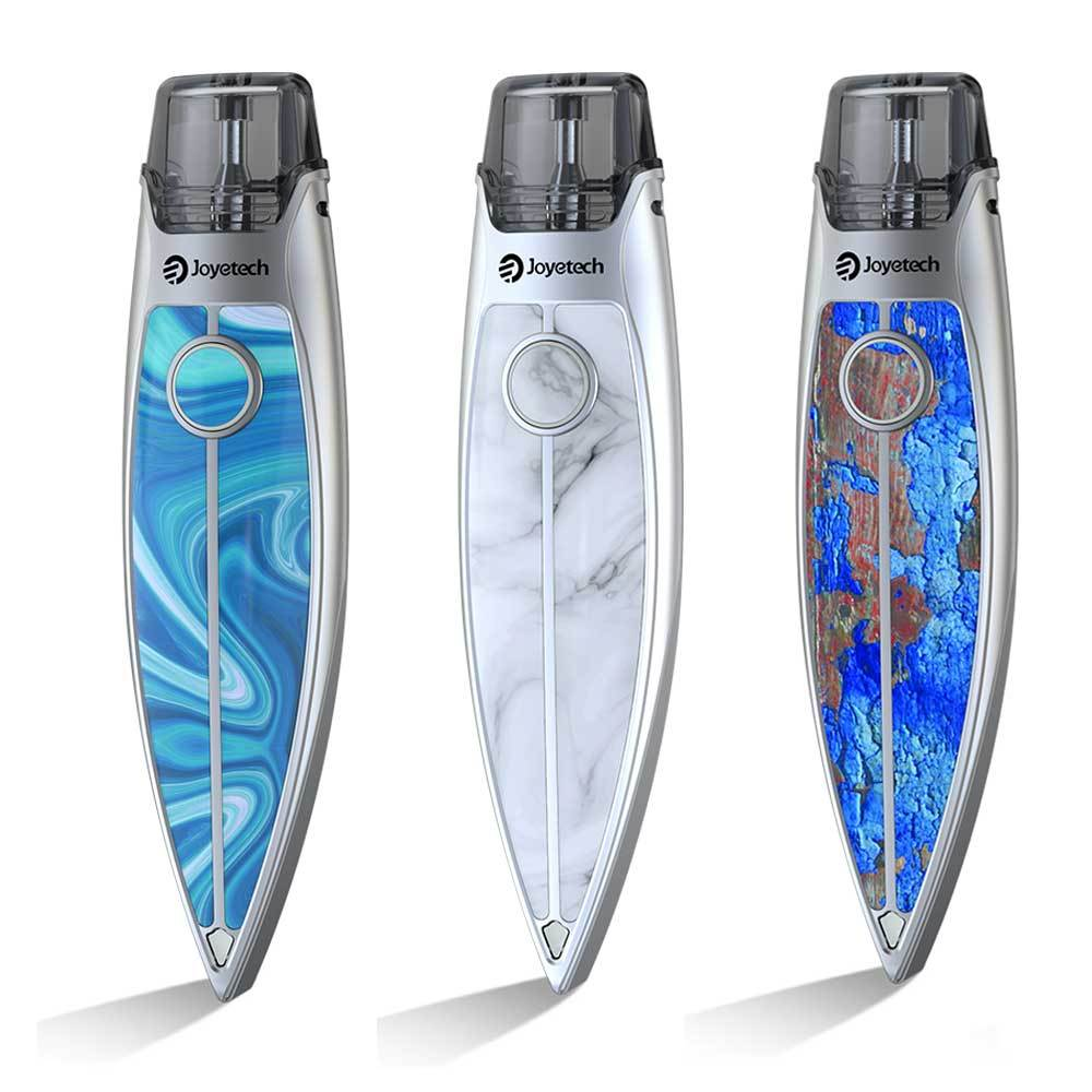 Joyetech Runabout available designs. One of the best vape starter kits in New Zealand