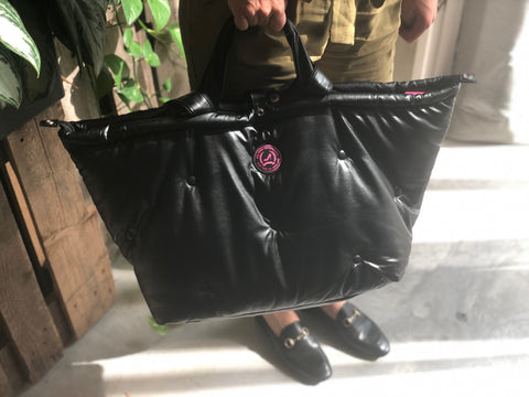small shopper black