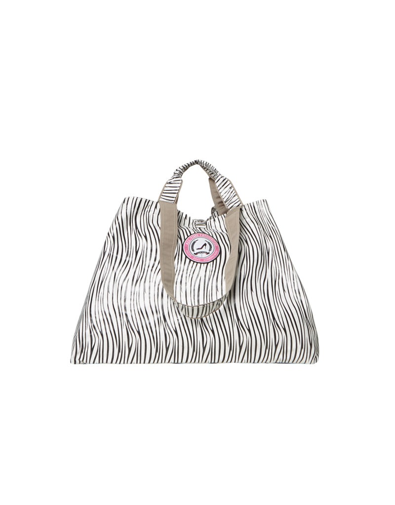 strand tas zebra grote shopper All-time Favourites