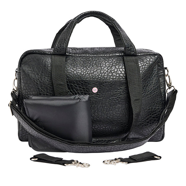 mommy bag croco zwart All-time Favourites