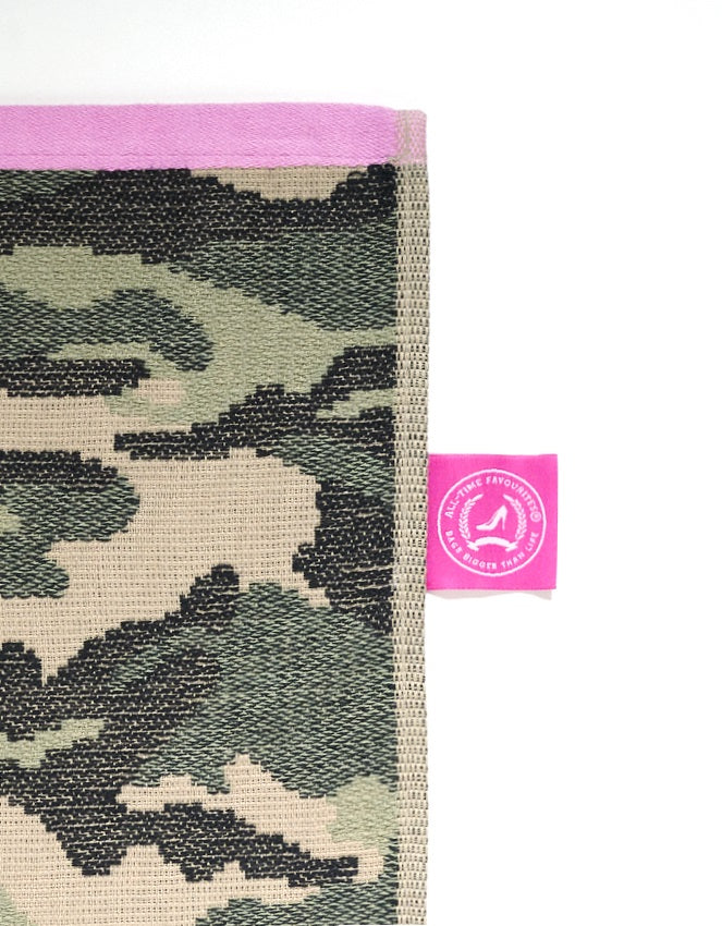 strandlaken All-time Favourites camouflage print