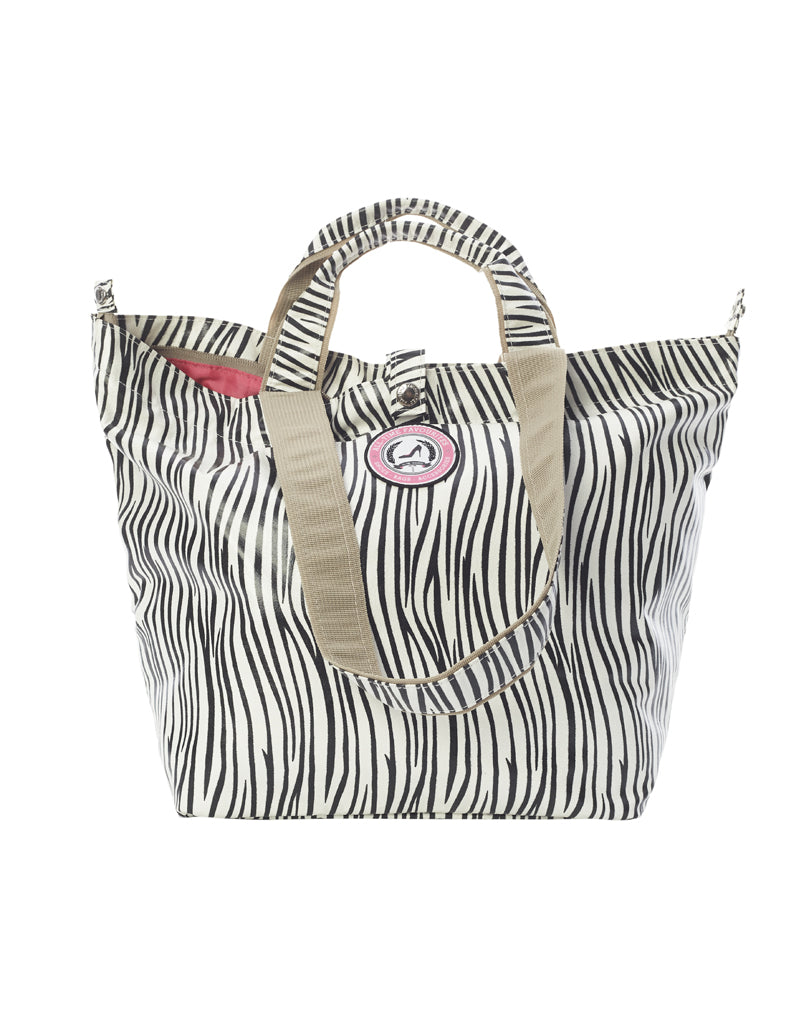 Small zebra shopper