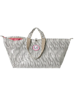 b9ea64f9a98 Grote shopper met rits zebraprint | All-time Favourites