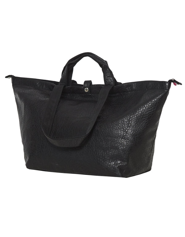 kleine shopper zwart met rits All-time Favourites