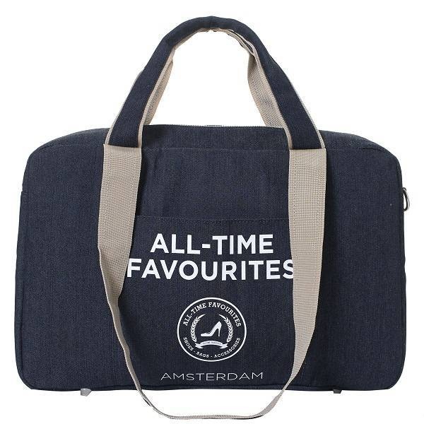 laptoptas denim blauw All-time Favourites