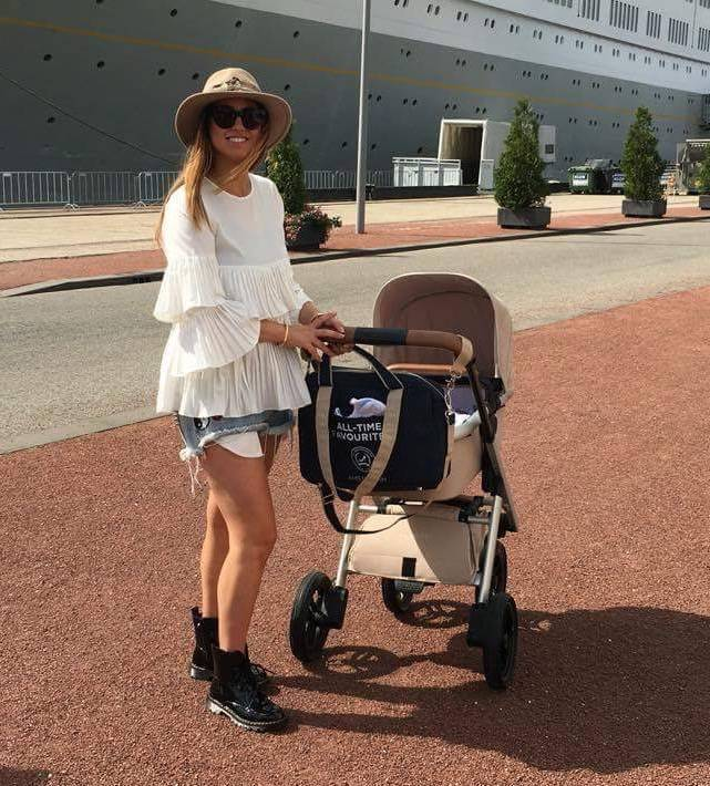 mommybag denim blauw All-time Favourites