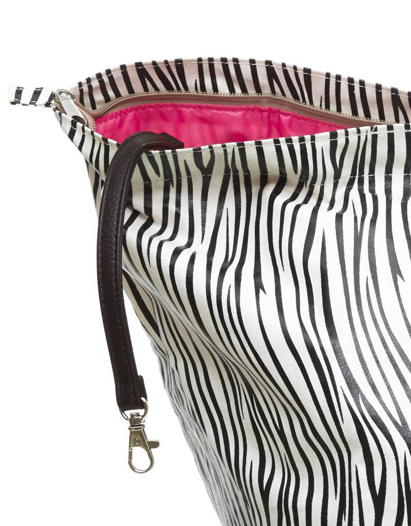 grote shopper strand tas zebra All-time Favourites