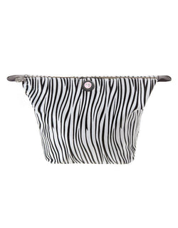 Cosmetics Bag Zebra
