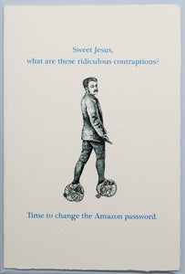 Change the Amazon Password!