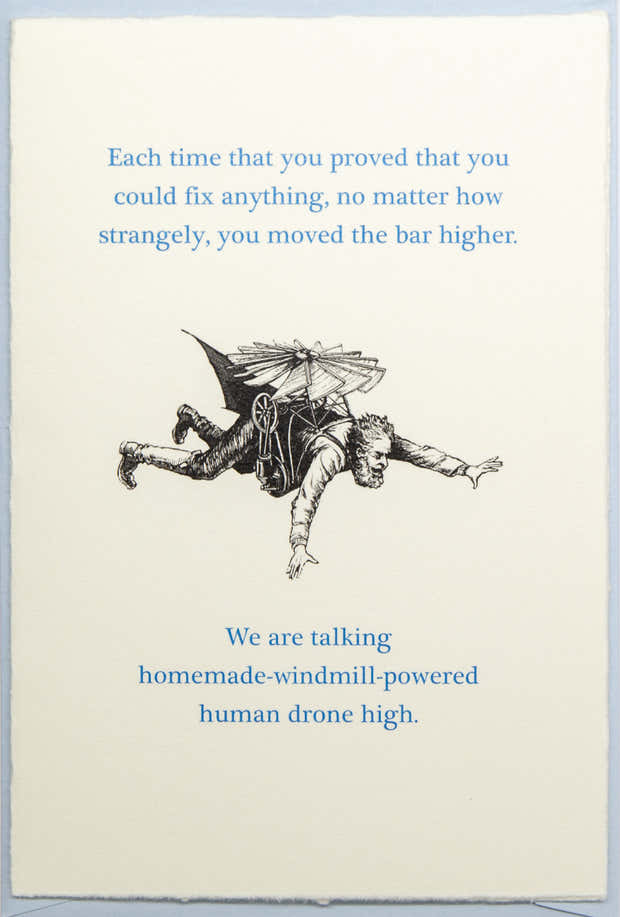 The Human Drone 1