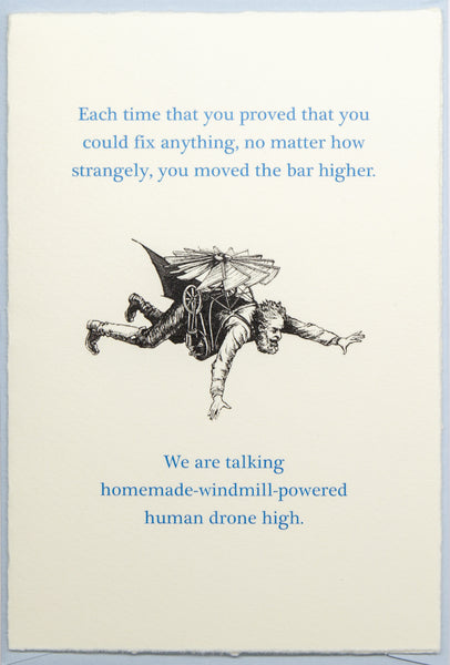 The Human Drone