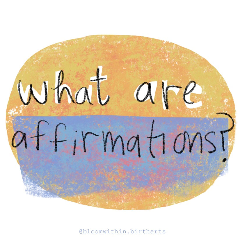 What are affirmations?