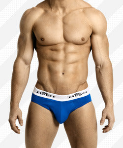 Sport Brief Blue