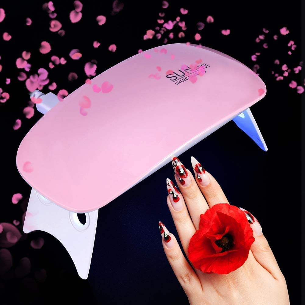 Portable UV Quick Nail Dryer