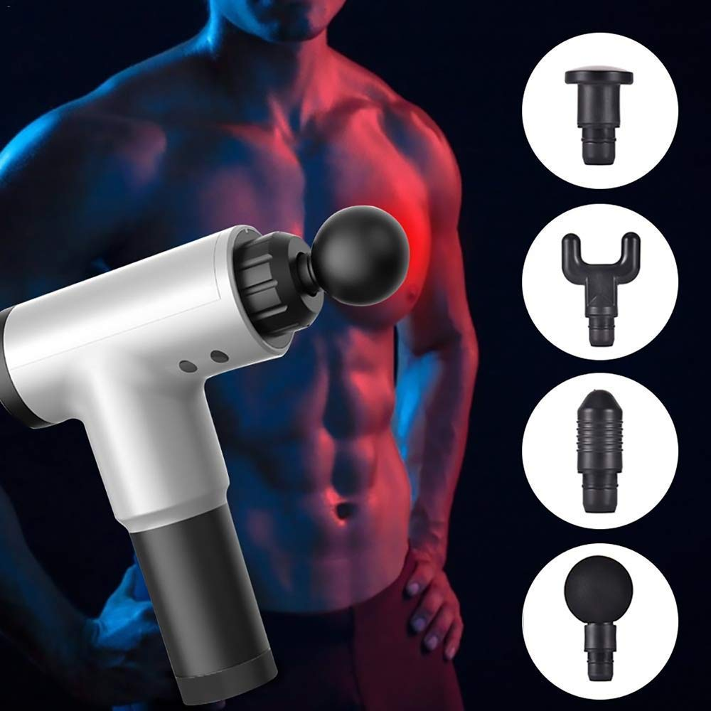 MAGIC MUSCLE MASSAGE GUN