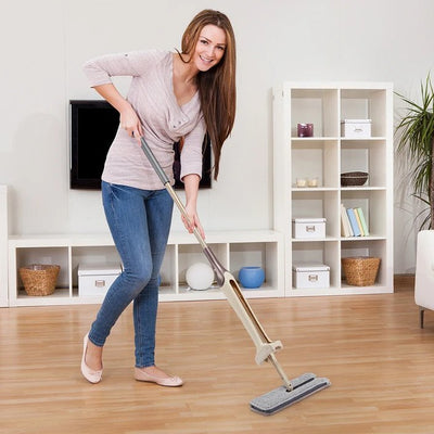 360 Degree Double-Sided Flat Mop