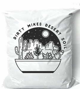 Dirty Mike's Desert Soil
