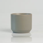 Load image into Gallery viewer, 3 Inch Gray Ceramic Pot Classic