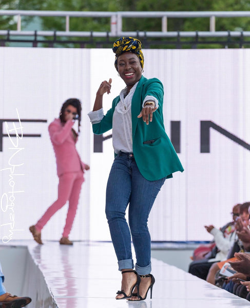 Of Kina: Walk Fashion Show Detroit