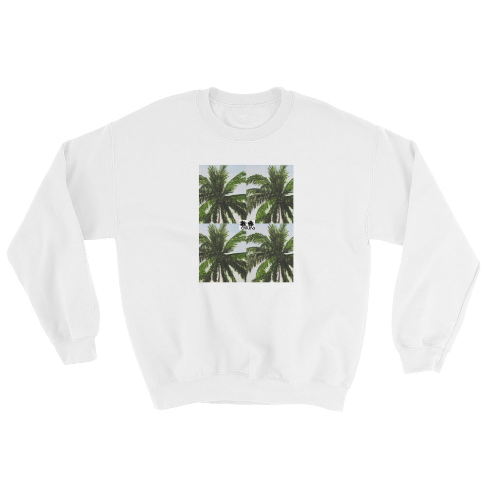 Palm Tree Sweatshirt - Ta Kina