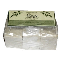 Angy Cleansing Bars - 3 Pack