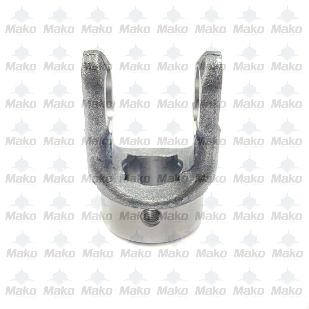 10-4-52 Driveshaft Power Take Off (PTO) End Yoke Square Bore 1000 series