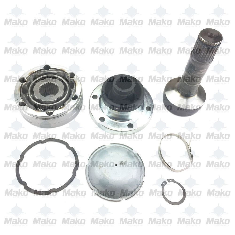 CV JOINT (26 Spline -OD 100mm) H-32MM, MERCEDES END, ML W163 - 027SG80002