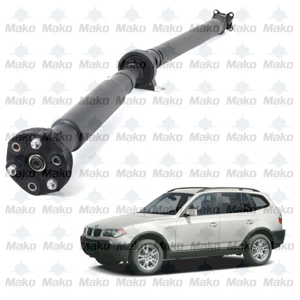 BMW X3 2.5L 2004-2006 Auto SAV E83 Brand New Rear Driveshaft 26103402136