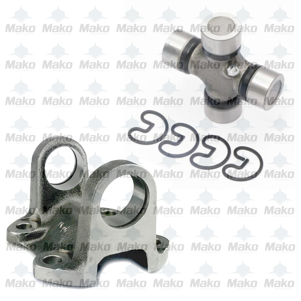 1310 Series 2-2-459 Flange Yoke & U-Joint 5-153X fits Land Rover Discovery 2