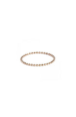 Gabriela Artigas 14K Soft Ball Chain Ring