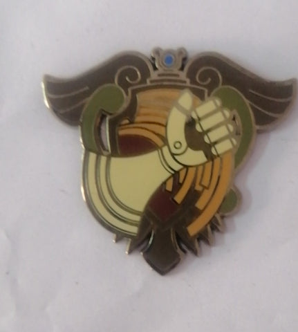 Pin Box Trails Pins Bracer Sample