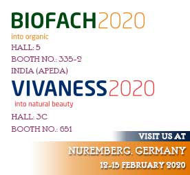 BIOFACH – 2020 GERMANY NUREMBERG