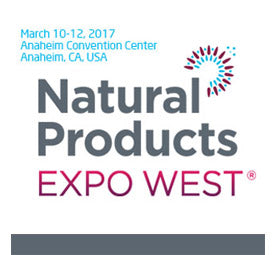 NATURAL PRODUCT EXPO WEST 2017