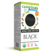 ORGANIC HERBAL HAIR COLOR BLACK