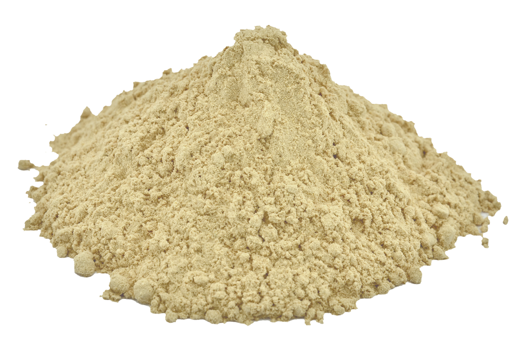 Organic Ginger Root Slices Powder