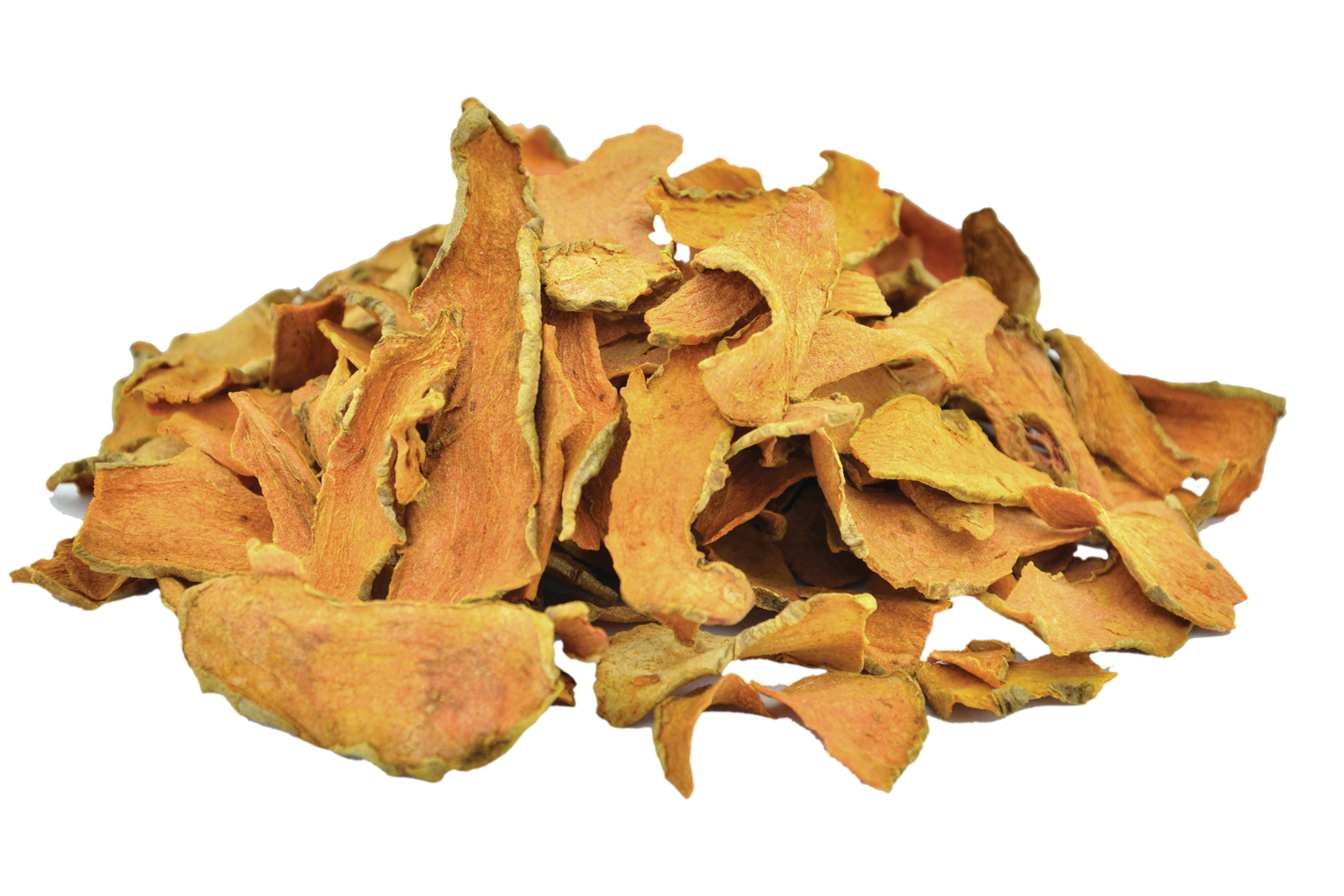 Get Organic Turmeric Root Chips Online | Cultivator Natural Products