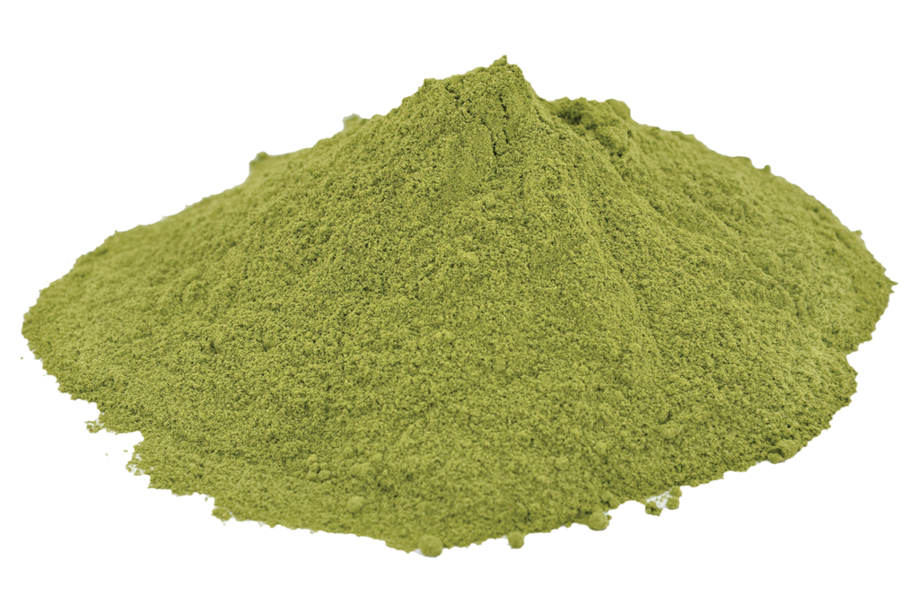 Organic Ziziphus-Spina Leaf Powder