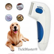 The TickBlaster® Electric Tick and Flea Comb - PetShopDudes