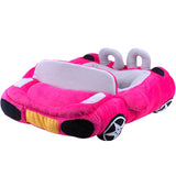 Pink Furarri Pet Bed