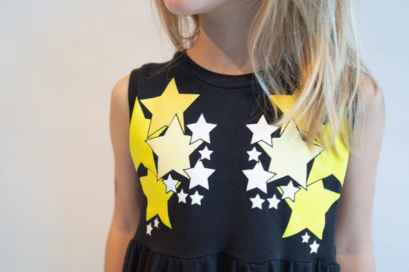Girls Shooting Star Princess Costume