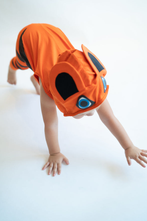 Toddler & Kid's Sensory Friendly Tiger Costume