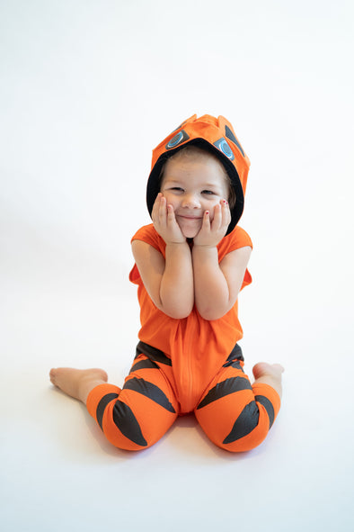 Toddler & Kid's Tiger Costume