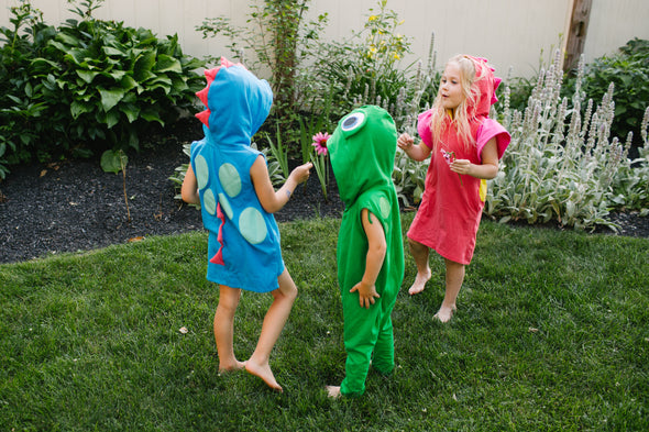 Toddler & Kid Sensory Friendly Autism Costumes