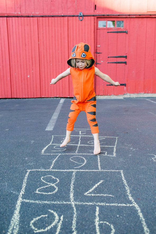 Toddler & Kid's Cutest Tiger Costume
