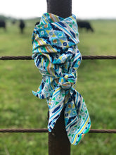 Load image into Gallery viewer, BLUE BABY Wild Rag