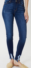 Load image into Gallery viewer, Bethany Dark Wash Skinny