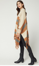 Load image into Gallery viewer, Camel Shawl Cardigan